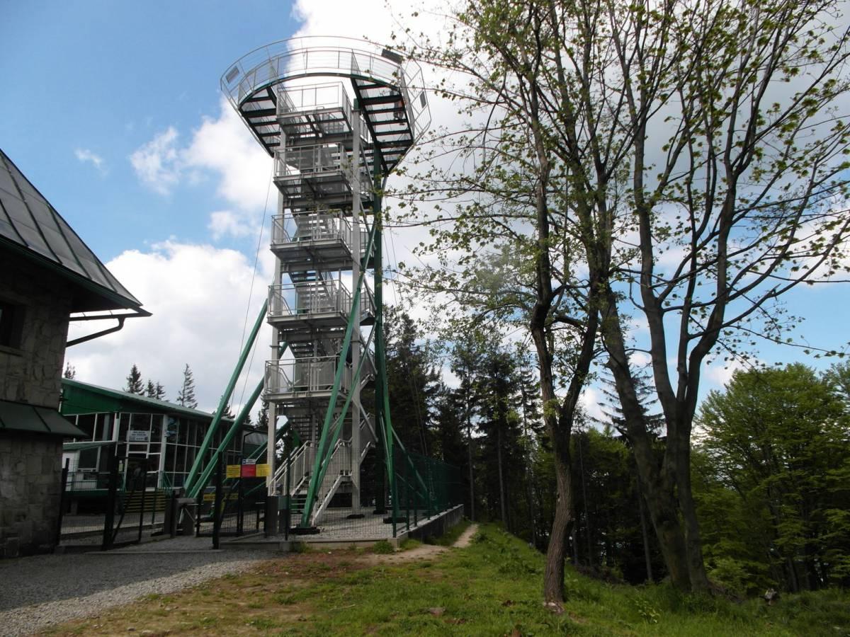 Wieża widokowa na Szyndzielni
