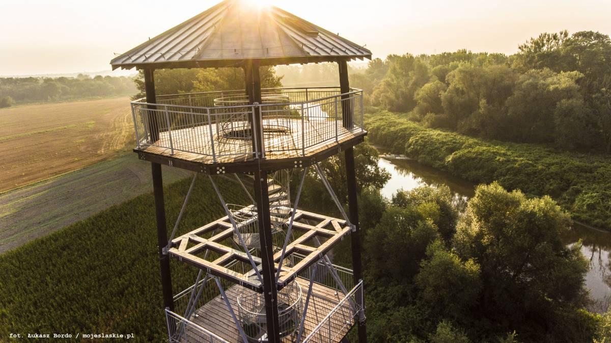 Wieża widokowa w Chałupkach