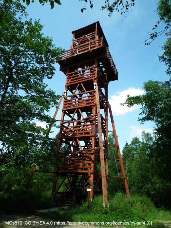 Wieża widokowa na Polczakówce (Królewska Góra)